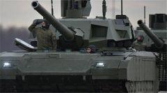 《坦克世界》美媒列俄未来5大最强武器:阿玛塔居首
