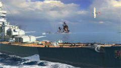 《战舰世界》欧根亲王号大幅宣传图分享