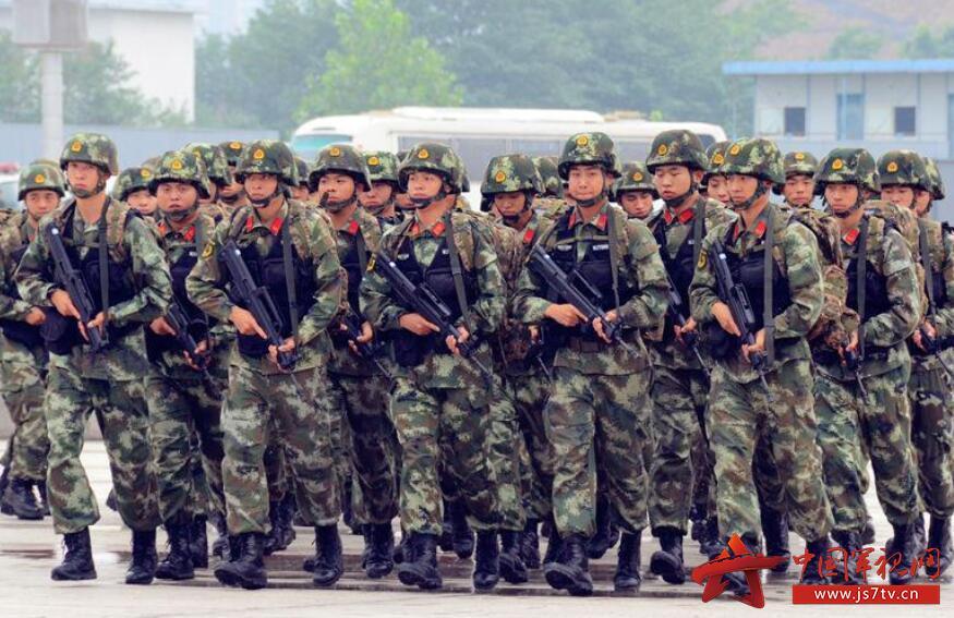 武警部队将建立健全新型训练场地保障体系