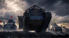 《坦克世界》欧服玩家新模式体验速报