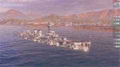 《战舰世界》 鱼雷只有单发发射与密集齐射模式