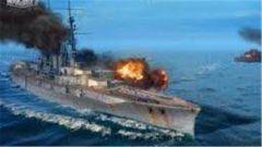 《战舰世界》 日系唯一的金币战列石锤