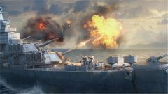 《战舰世界 》巡洋舰为何得梅因会显得最脆?