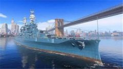 《战舰世界》金币战列亚利桑那