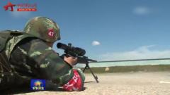 武警北京总队900名特战队员角逐练兵场