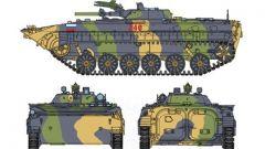 《坦克世界》 BMP-1引领步兵战车潮流