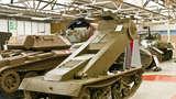 英国履带式战车