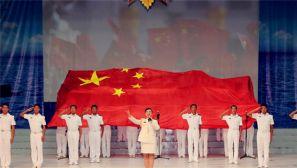 海军某勤务船大队开展丰富多彩活动欢度国庆佳节