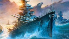 《战舰世界》塞班沙?#35270;?#33945;大拿加强