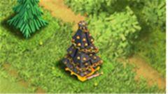 《部落冲突》老园丁养成计划  万圣圣诞节日种树心得