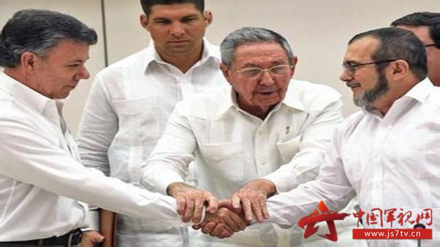 哥伦比亚政府将与第二大反政府武装正式启动和谈