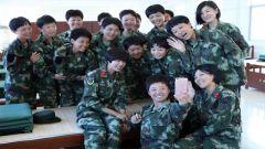 探访武警海南省总队新兵团新训女新兵