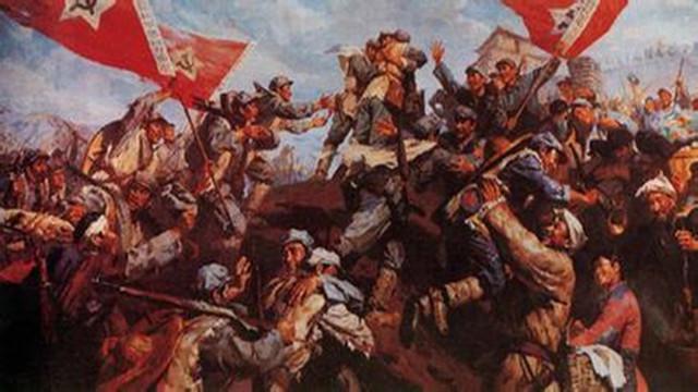 平均年龄22岁的红军,力量来自何处