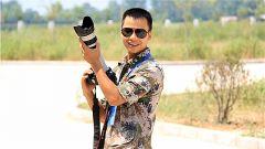 """【我身边的战友】 胡金宝:""""军营摄影师"""""""