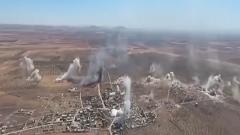 叙总统:俄帮助改变叙力量平衡 美联军做了什么