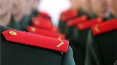 武警忻州支队举行2016年度新兵授衔暨宣誓仪式