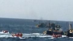 韩海警被打脸:中国渔民或因窒息而亡