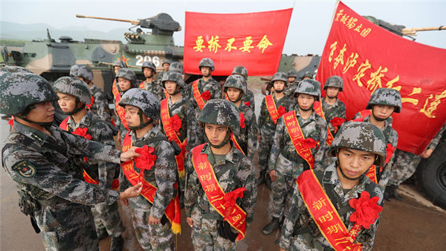 """""""叶挺独立团"""":传承红色基因听党指挥谋打胜仗记事"""