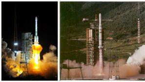 """你知多少?我国火箭卫星发射事业的多个""""第一"""""""