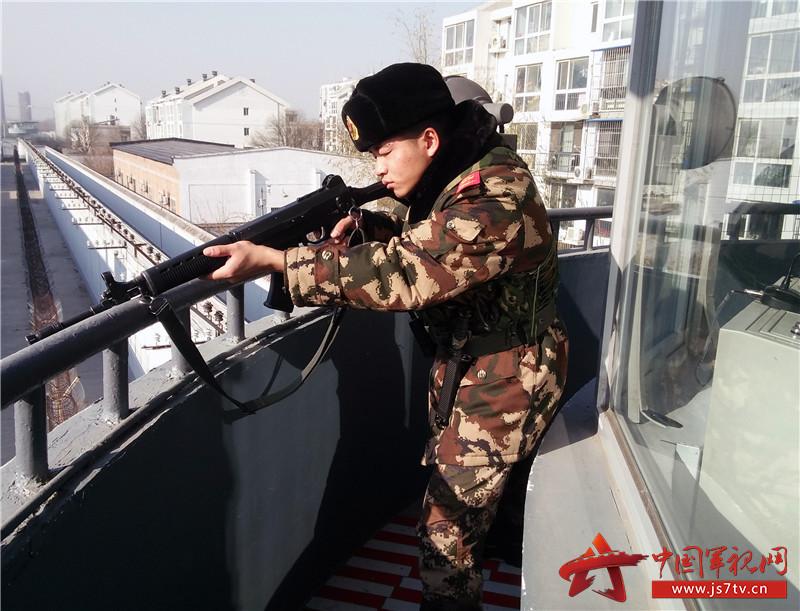 哨兵加强任务区控制