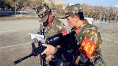 新疆森林总队创新训练方法掀起军事训练热潮