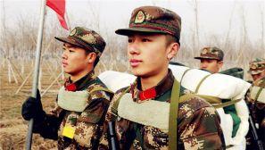 开练!北京总队新兵野营拉练已上阵