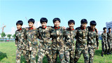 武警湖北总队组织新兵开展心理行为训练