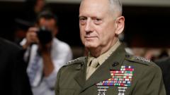 美军上将马蒂斯或任新防长 对华政策恐更强硬