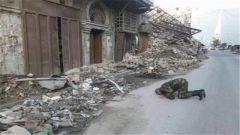 軍事評論員:阿勒頗依舊沒有陽光