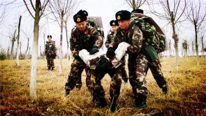 """武警交通七支队:""""四有""""军人在冬季拉练中落地生根"""