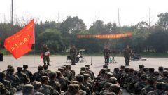 武警上海总队:新兵野营拉练政治工作成效明显