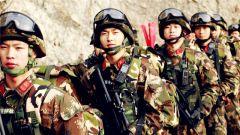 砥砺血性:北京武警某部开展2016年度野营拉练