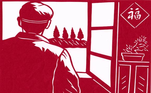 花了12年 军营剪纸达人用百幅作品讲述军旅故事
