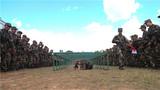 """""""警营之钢""""的淬火第一步:新兵结业考核如火如荼"""