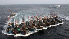 步步紧逼!韩国要斥亿元购无人机打击中国渔船