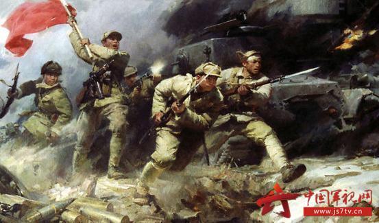 时隔半个世纪后的今天,这些创造铁血传奇的老兵们成为解放军报社高级
