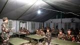 武警水电第五支队冬季野营拉练中政治工作异彩纷呈