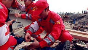 武警广西总队医院地震救援演练锤炼卫勤尖兵