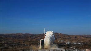 高景一号成功发射 搭载我首颗中学生科普小卫星