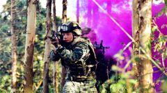 广西南宁:武警特战冬季深山砺兵