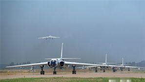 """""""锐""""不可当的云端战神:驾轰-6K创多项空军第一"""