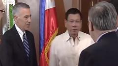 美国前大使阴谋颠覆菲总统 美官方连连否认