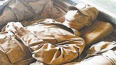 士兵沙尘中酣睡如兵马俑:外训一天三两土