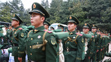 """武警六盘水支队:""""95""""后新兵实现两个转变奔赴新岗位"""