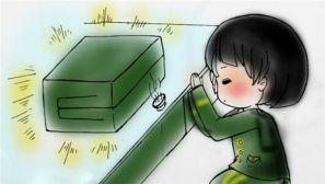 漫画|让军校女学员爱恨交织的军营物件