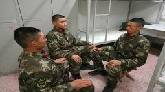 新兵同志:下连,我们准备好了!