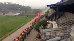 武警水电第三总队九支队开展冬季野营拉练