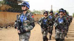 首部讲述中国蓝盔故事影视剧开拍 维和官兵有两点期待