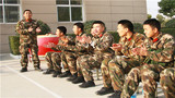 武警陇南市森林支队组织机关、直属队、武都中队举行篮球比赛