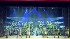 """""""强军路上""""文艺节目展播:假如战争今天爆发"""